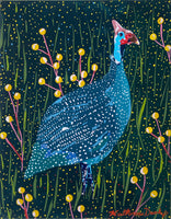 Small Guineafowl