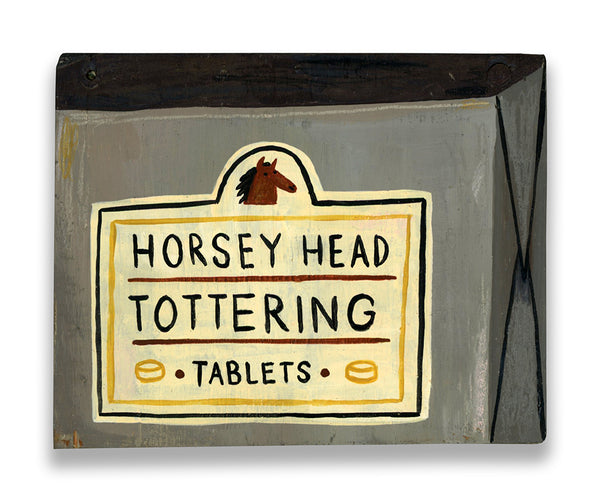 Tottering Tablets