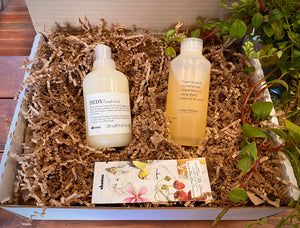 Wash Me: Sustainability Box