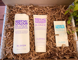 Eleven Australia Keep My Colour Blonde Box