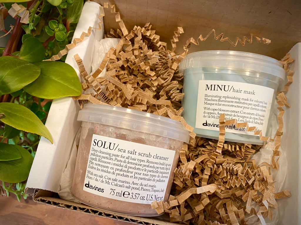 Cleanse + Treat Mini Box