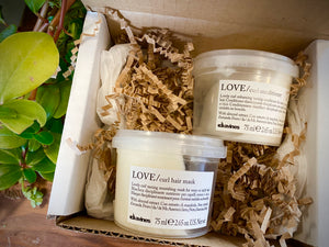 Davines Love Curl Mask Mini Box
