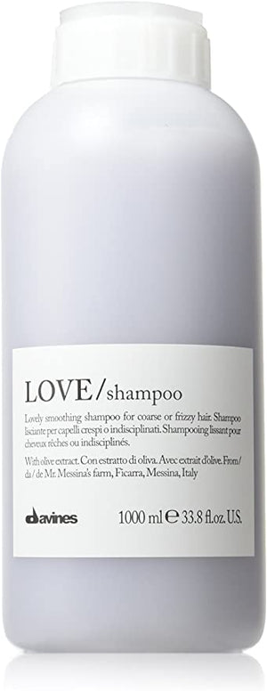 Davines Love Smooth Shampoo Litre 1000ml