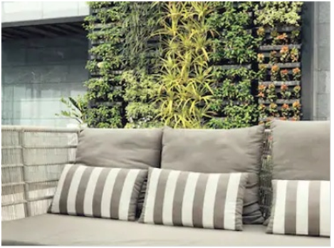 vertical garden design.
