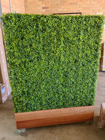 Large Artificial Boxwood Hedge