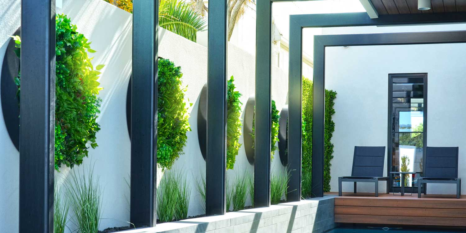 What are Artificial Vertical Gardens