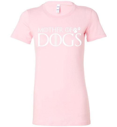 Mother Of Dogs Graphic Tops