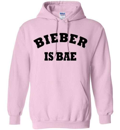 Bieber Is Bae Graphic Top