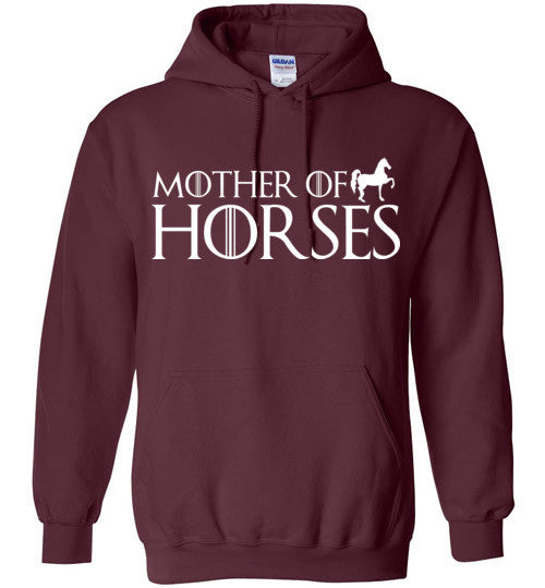 Mother of Horses Graphic Tops