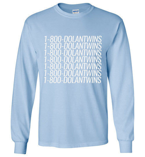 1800-DOLANTWINS Graphic Tops