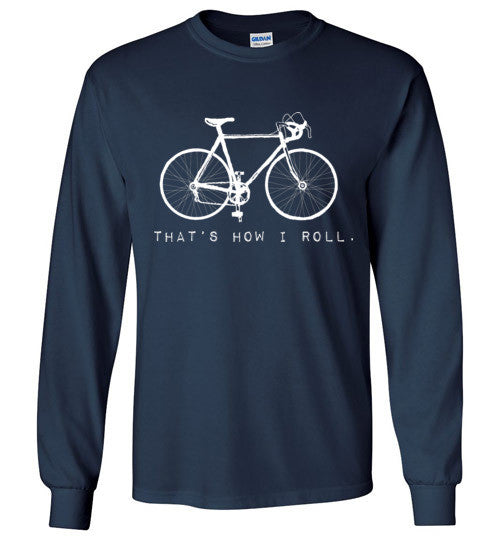 Thats How I Roll Graphic Tee