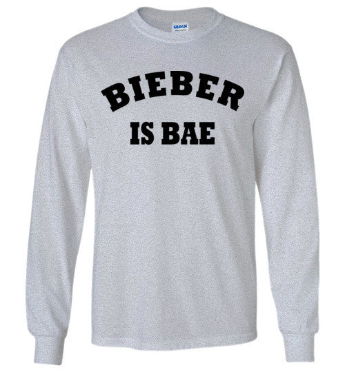 Bieber Is Bae Graphic Top - infinity owl