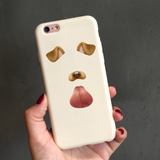 Puppy Face iPhone Case