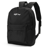 Day & Night Backpack - infinity owl