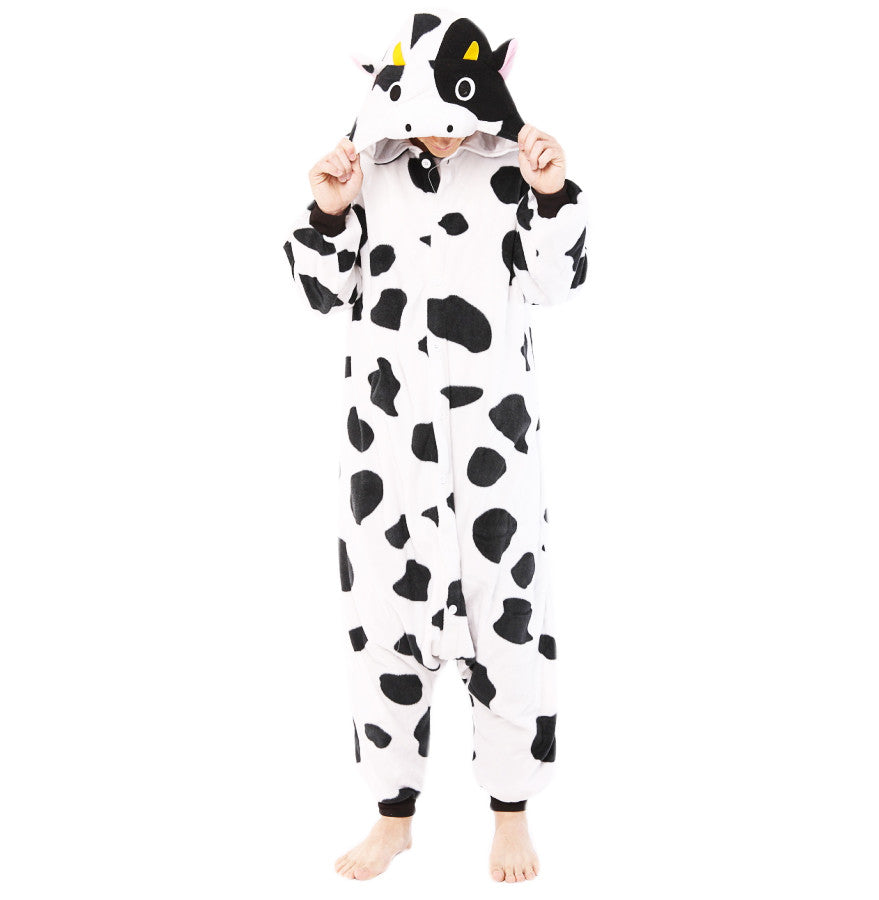 Super Cow Halloween Onesie