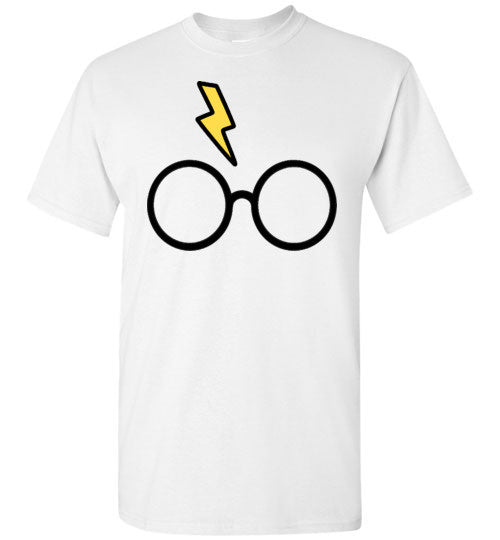 Harry Glasses Graphic Tops