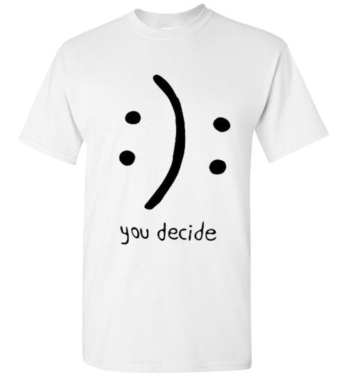 You Decide Graphic Tops
