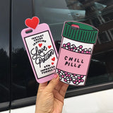 Love Potion Chill Pills Phone Case