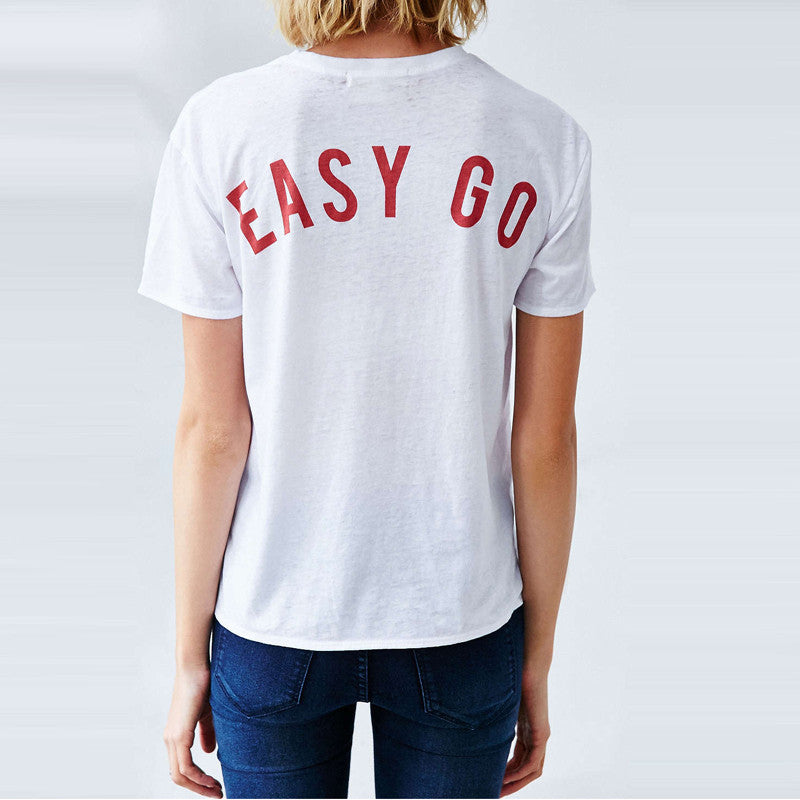 Easy Come Easy Go Tees - infinity owl