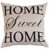 Sweet Home Pillow Case