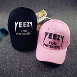 Yeezy For President Baseball Cap