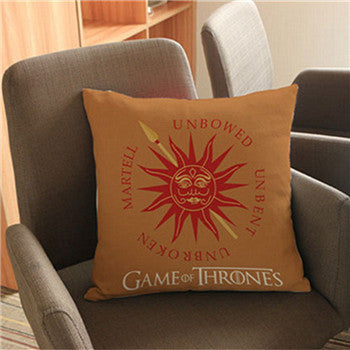 Game of Throne Pillow Cases