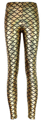 Mermaid Tail Leggings