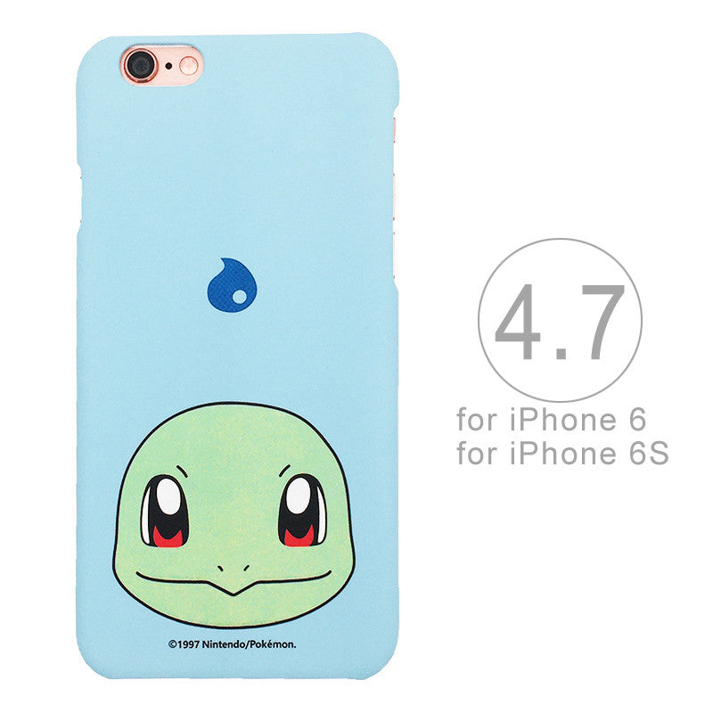Pokemons Poke Ball Phone Case for iPhone 6 Pokemons Go Pokeball Plastic Cases Cover for Apple 6s 4.7 inch