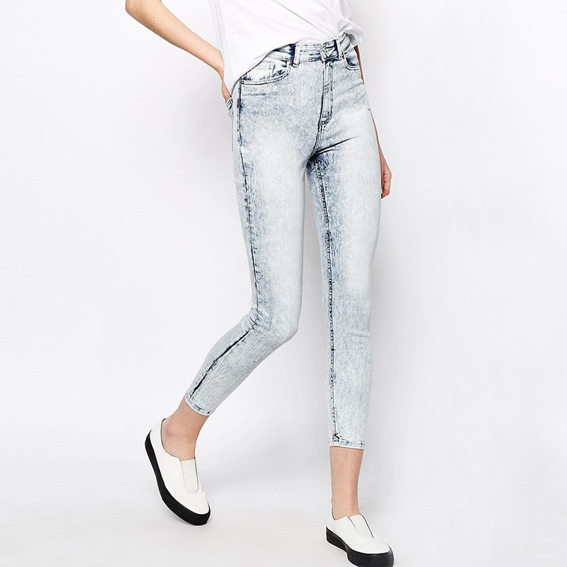 Tracy Washed Style Jeans