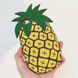 3D Fruit Pineapple Phone Cases - infinity owl