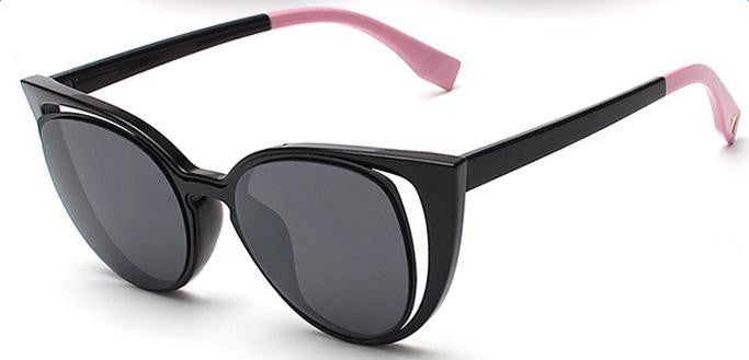 Lillian Fashion Cat Eye Sunglasses