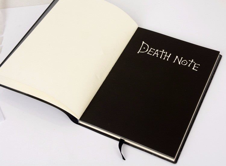 Death Note Book - infinity owl