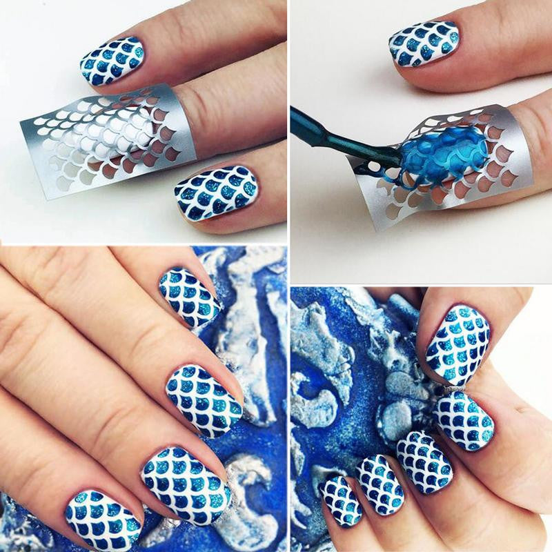 Nail Art DIY Transfer Decal