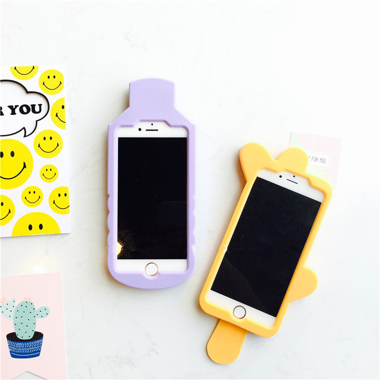 Boy Tears Silicone Phone Case - infinity owl