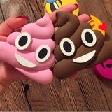 8800mAh Pink Emoji Poop Power Bank - infinity owl