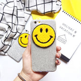 Be Happy Phone Case - infinity owl