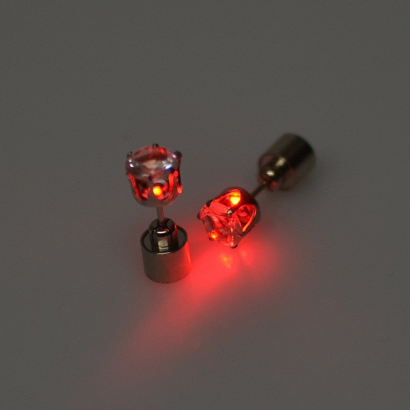 Glowing Earring Studs
