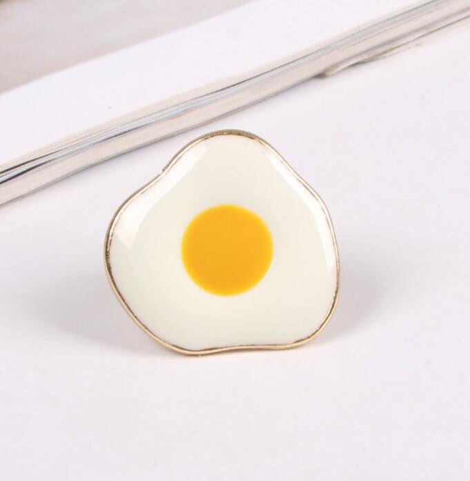 Eggs Pins - infinity owl