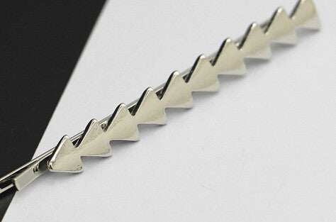 Triangles Hair Clips