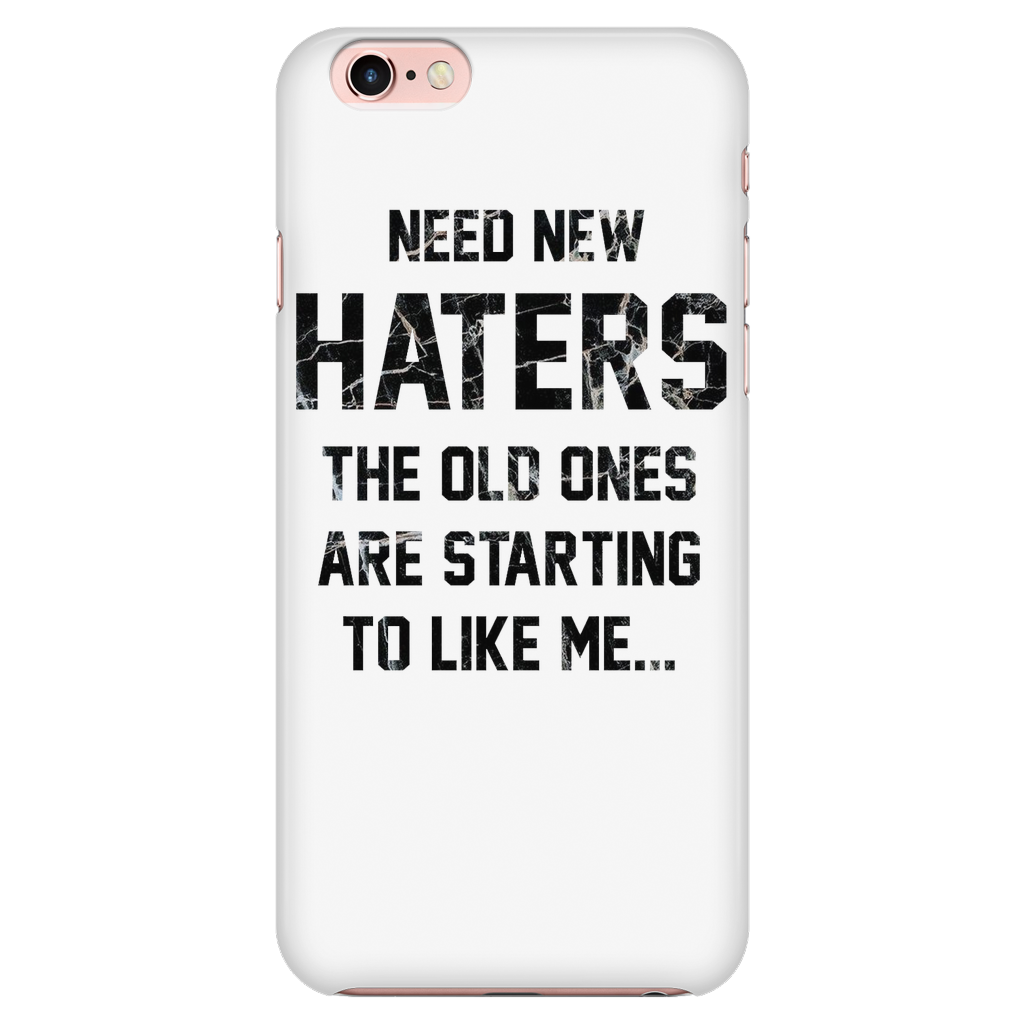 Need New Haters Phone Case