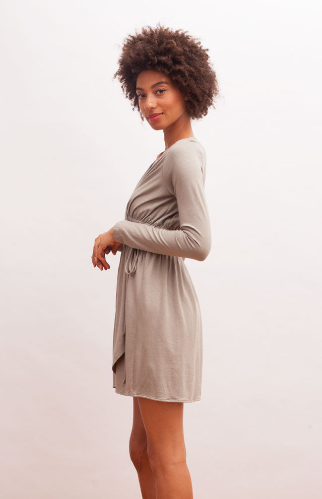 Zosia Dress - Olivine