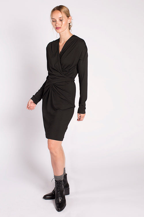 Jacqueline Dress in Black