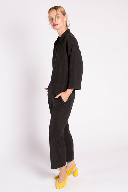 Danica Jumpsuit in Black