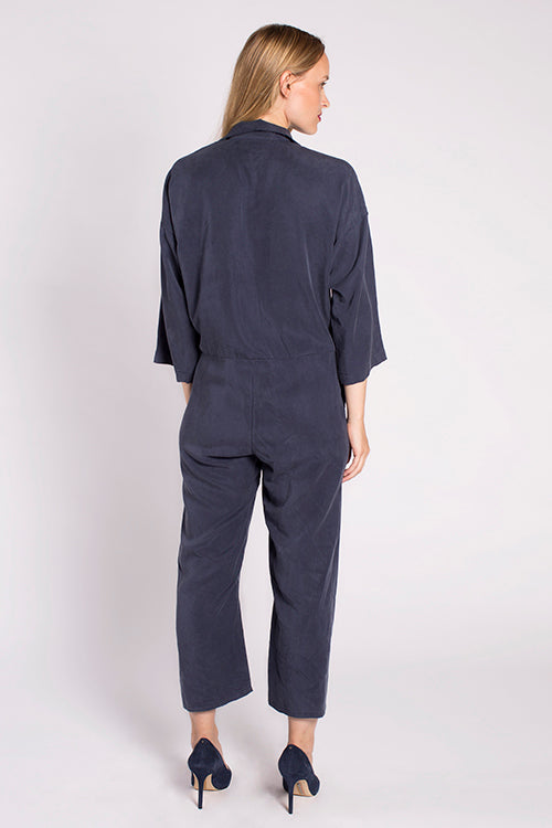 Danica Jumpsuit in Indigo