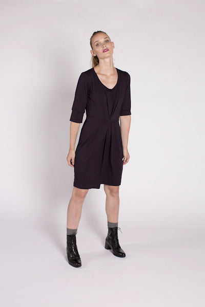 Devane Dress in Black