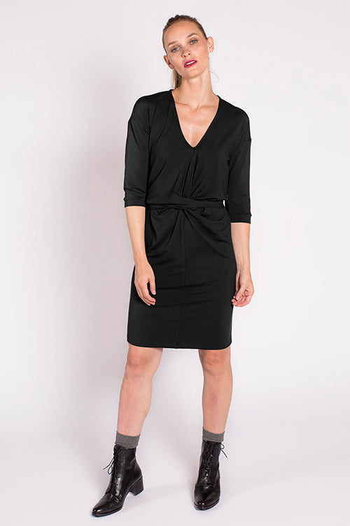 Goldin Dress in Black