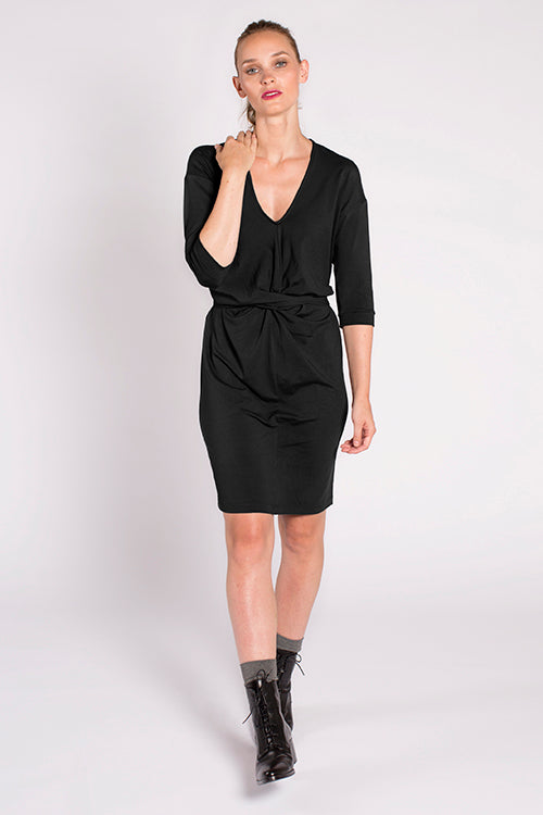 Goldin Dress - Black