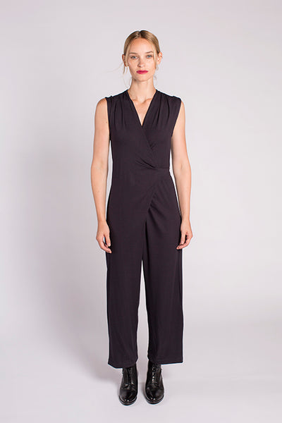 Inez Jumpsuit in Black