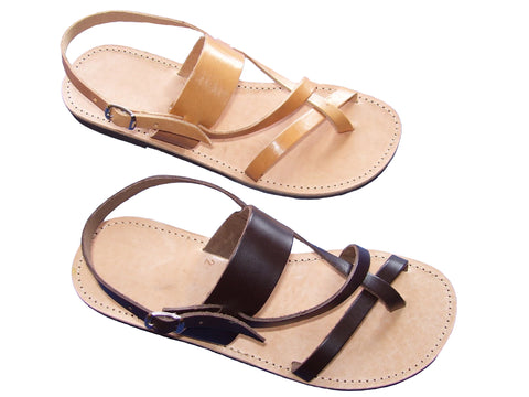 9e0d06c9c5d 015.01.01.01.0007 Niko   Alexander Greek Leather Sandals - Women s –  Treasure Hunter Onlineshop
