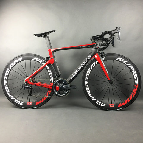Carbon Fiber Road Bike >> 006 02 01 01 0001 Leadnovo Complete Full Carbon Fiber Road Racing